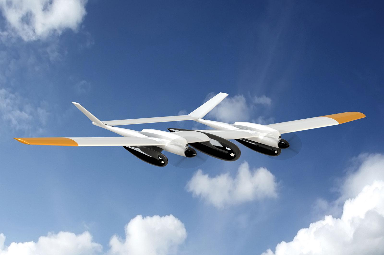 SkyBridge UAS SB-2