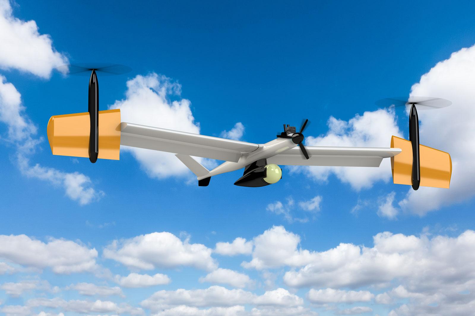 SkyBridge UAS VTOL SB-1